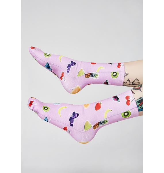 Sweet Things Crew Socks