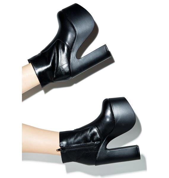 ROC Boots Australia Rollin With Da Homies Platform Boots