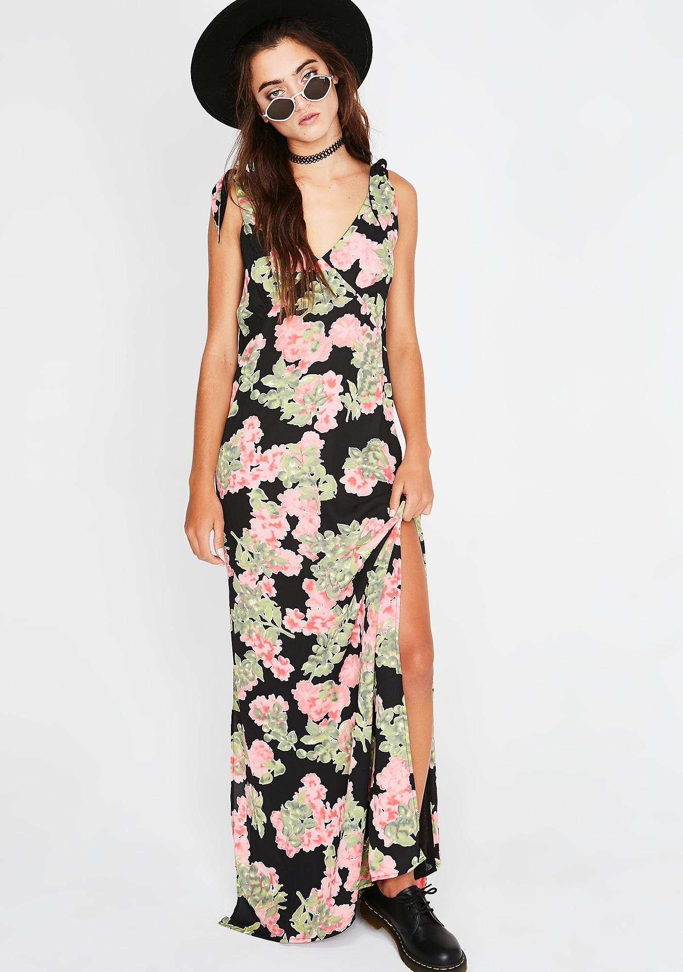 Spike The Tea Maxi Dress