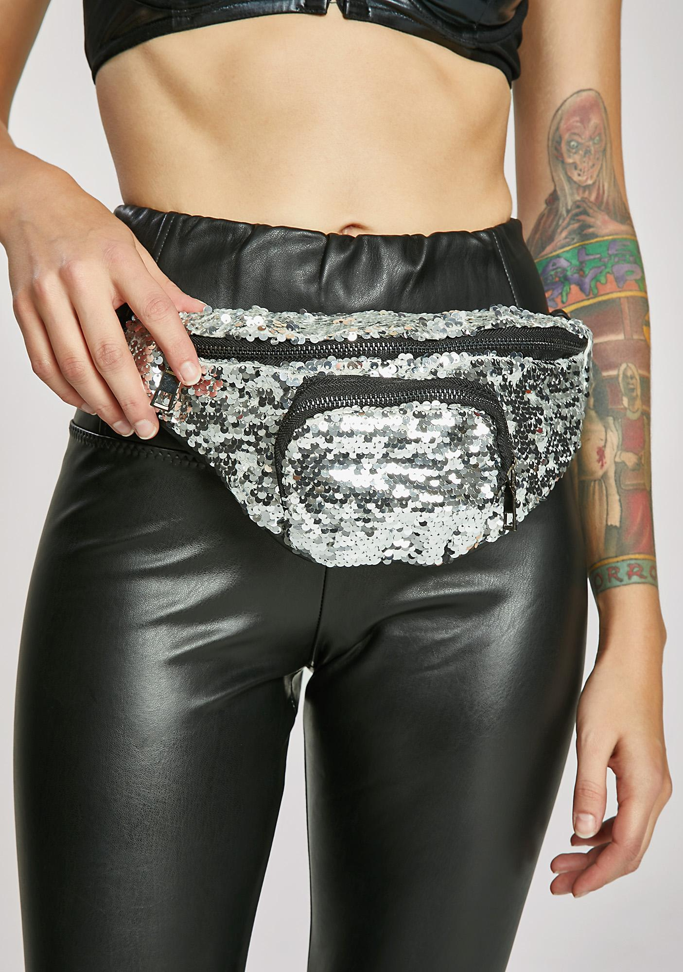 Happy Hour Sequin Fanny Pack