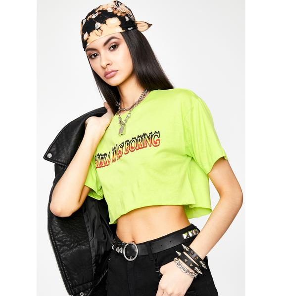 Trip To Hell Graphic Tee