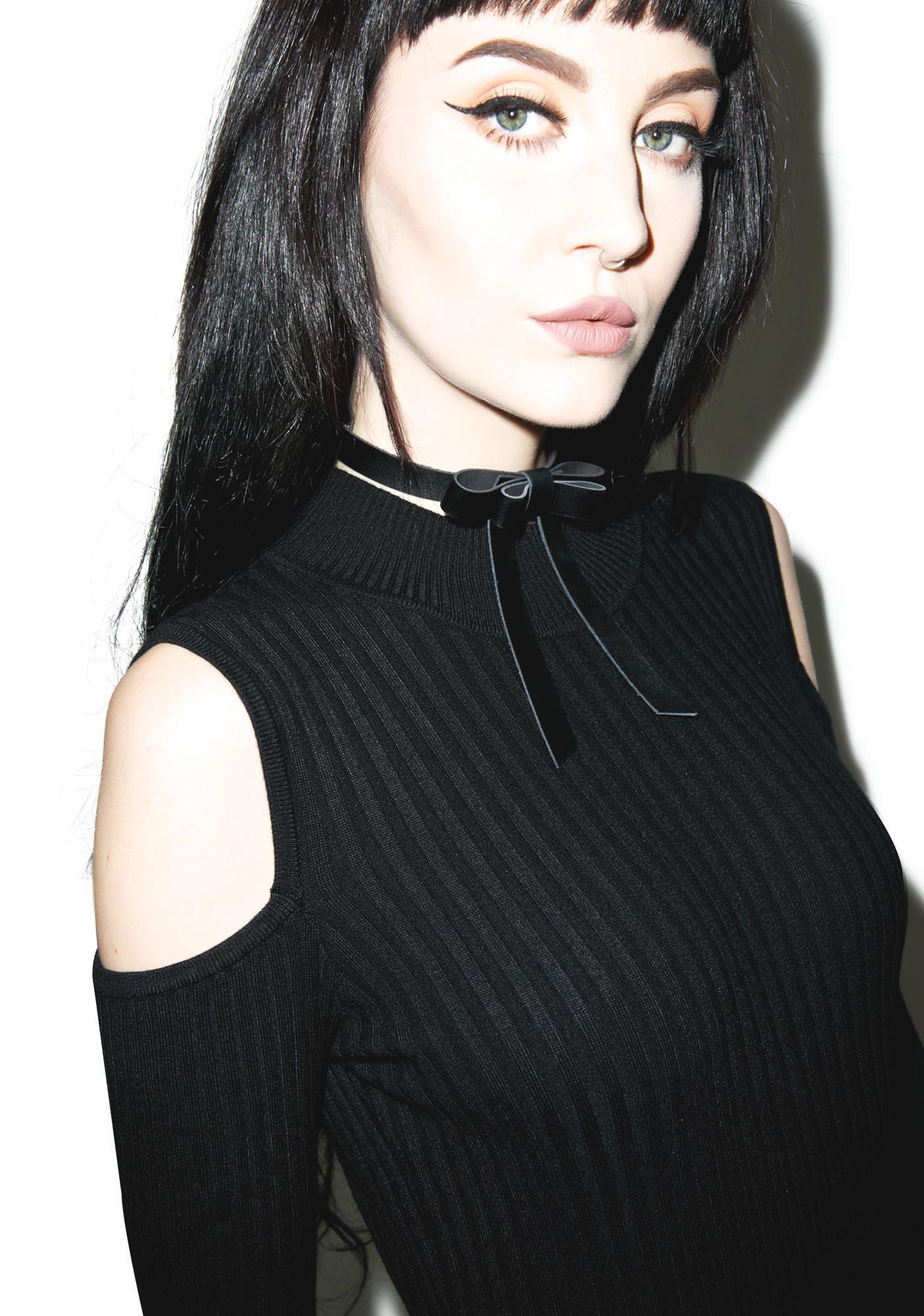Mercury Sweater Dress