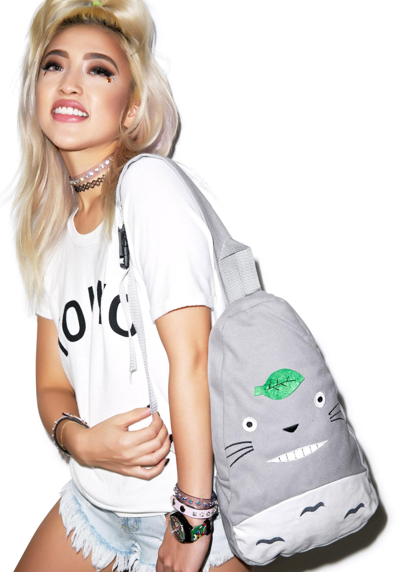 My Neighbor Toto Slim Backpack