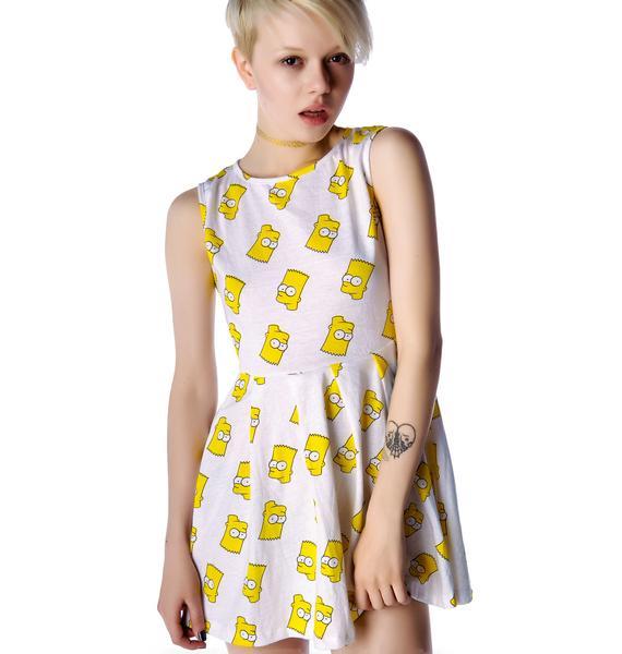 O Mighty Bart Dress