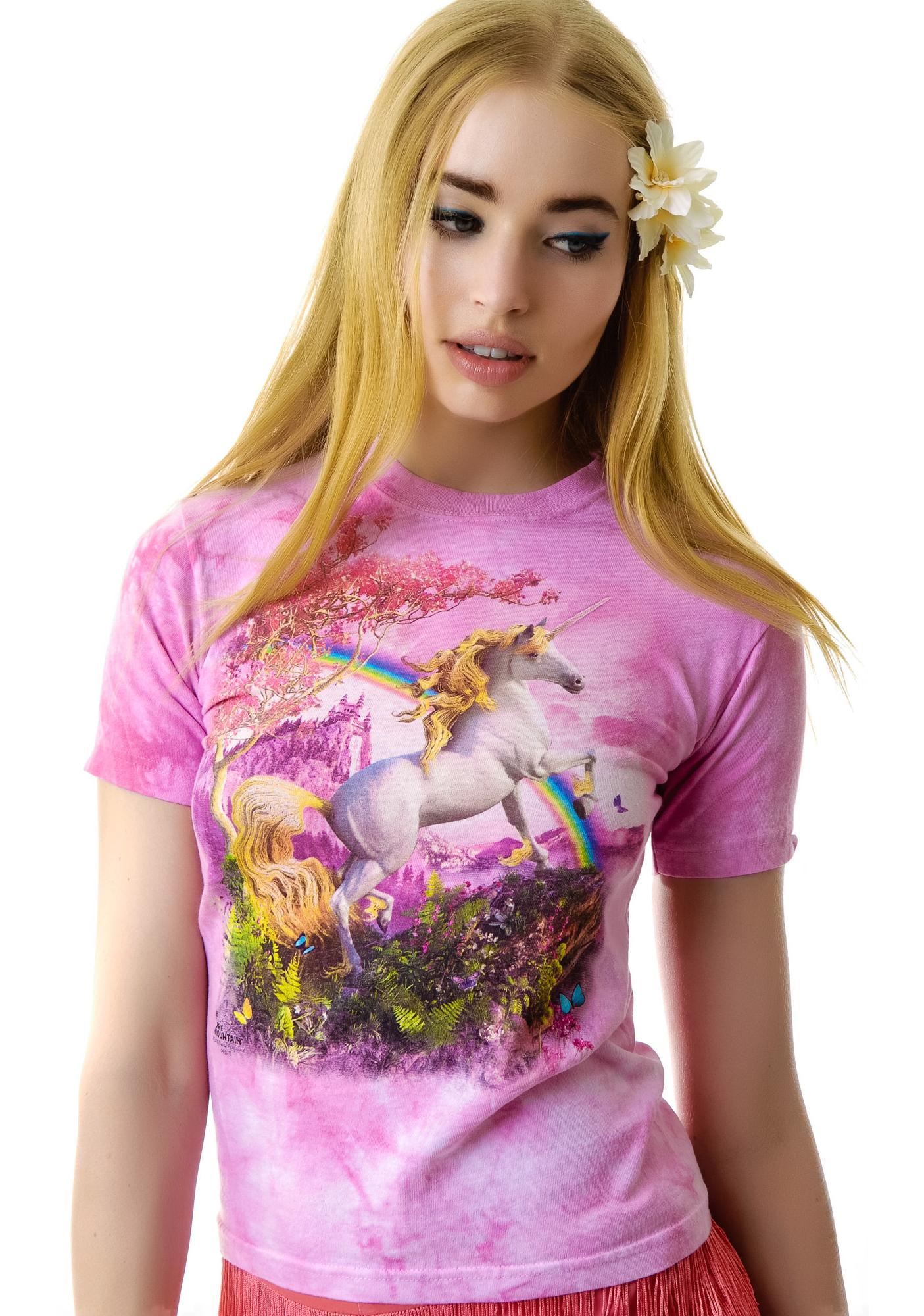 Like Magic Unicorn Baby Tee