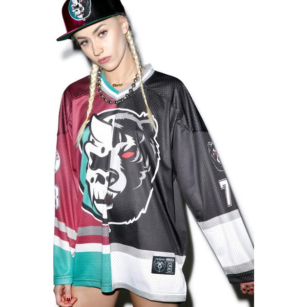Mishka Split Icons Hockey Jersey