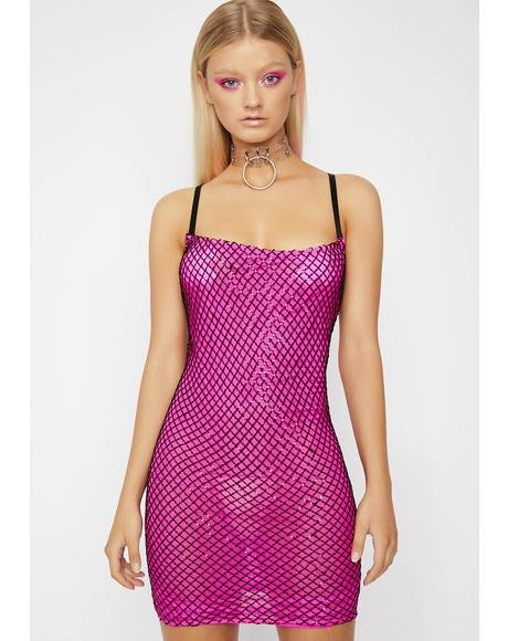 In My Zone Sequin Dress