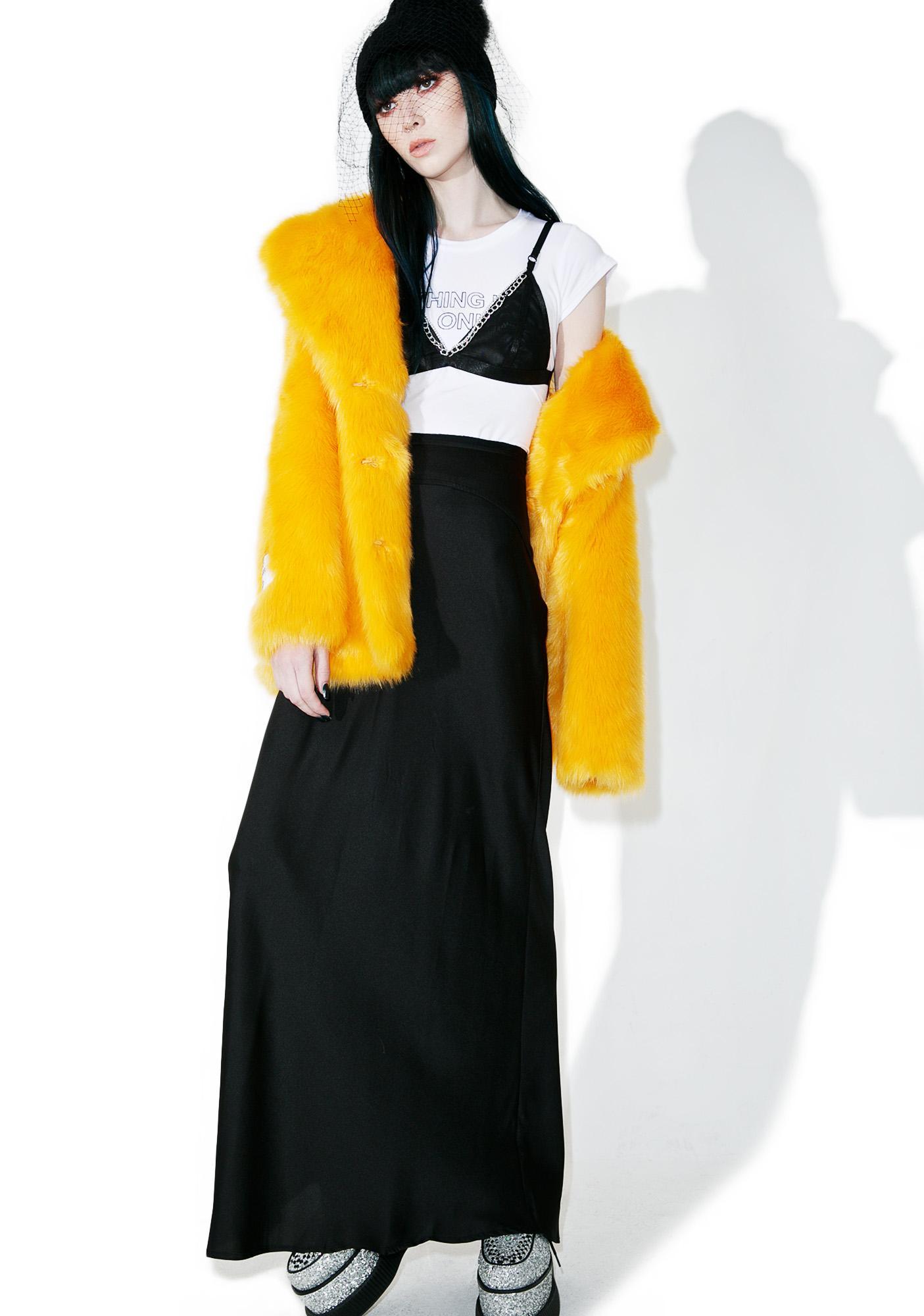 Start Again Maxi Skirt