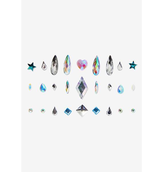 Lunautics Mix Pack Cosmic Face Crystals