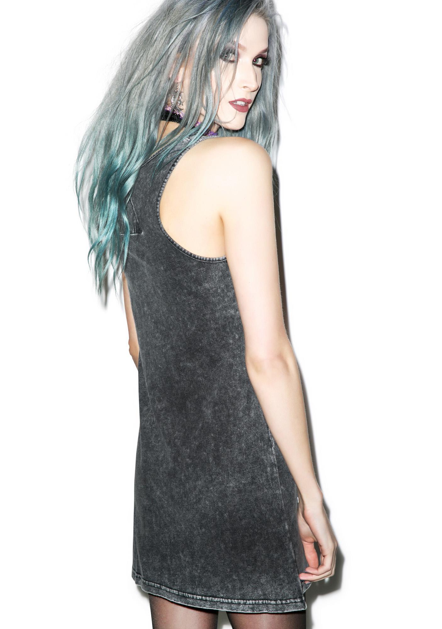 Disturbia Night Visions Tank Dress