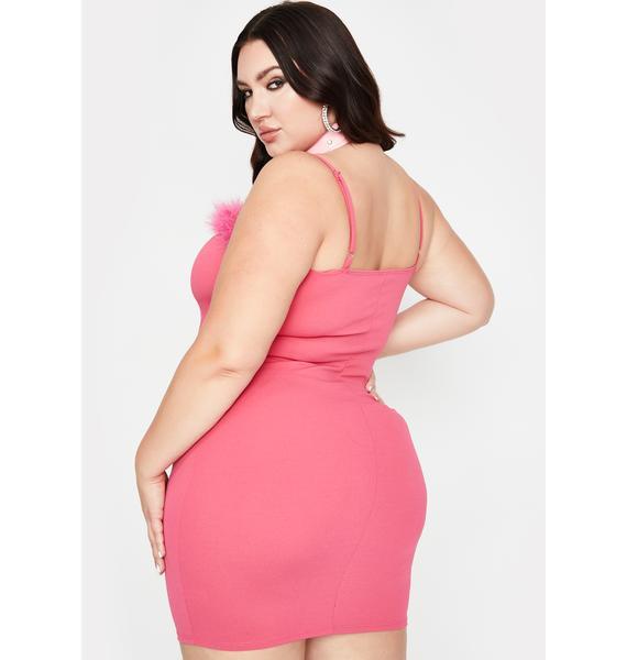 Imma Flirt Right Back Mini Dress