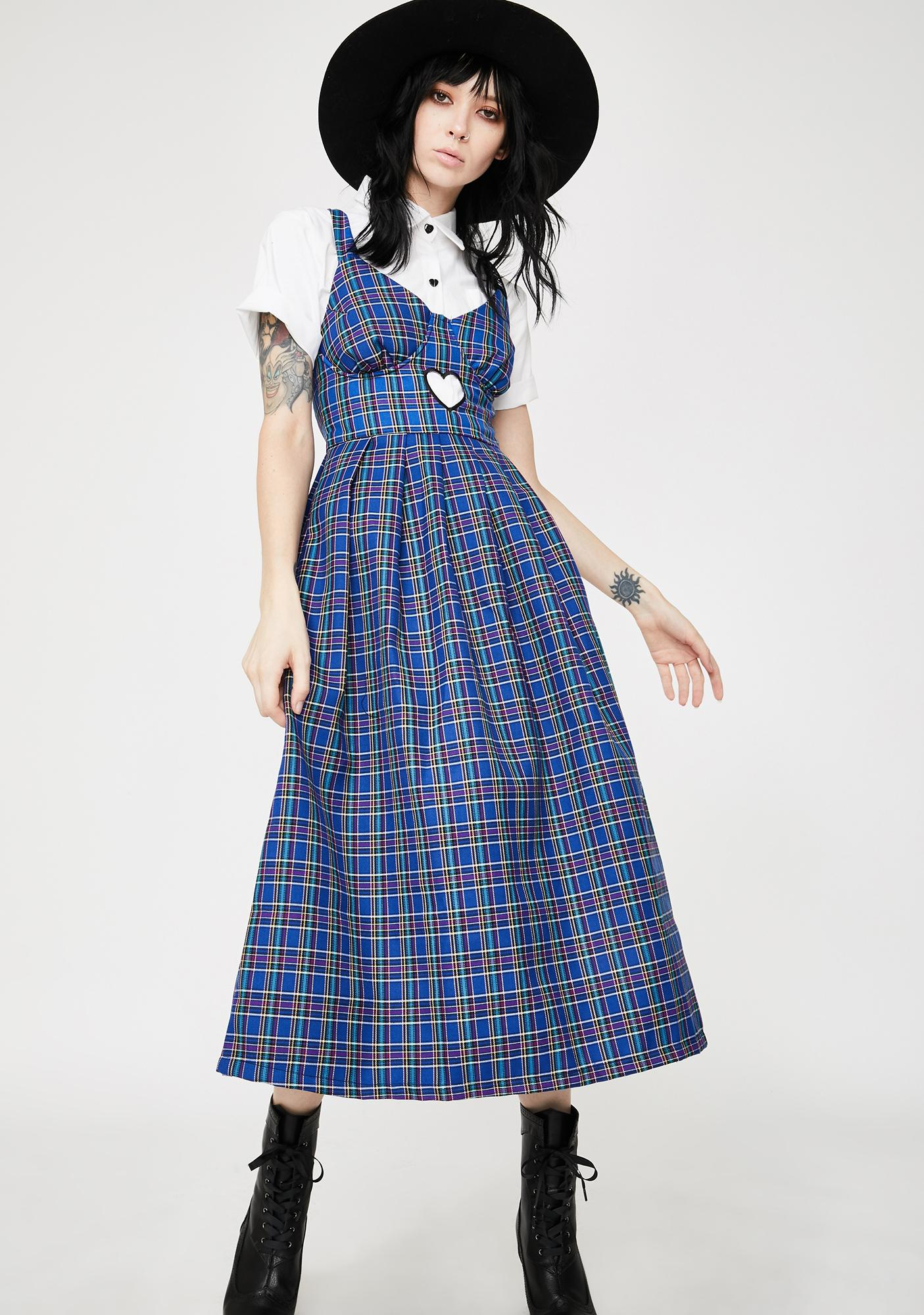 Morph8ne Emma Midi Dress