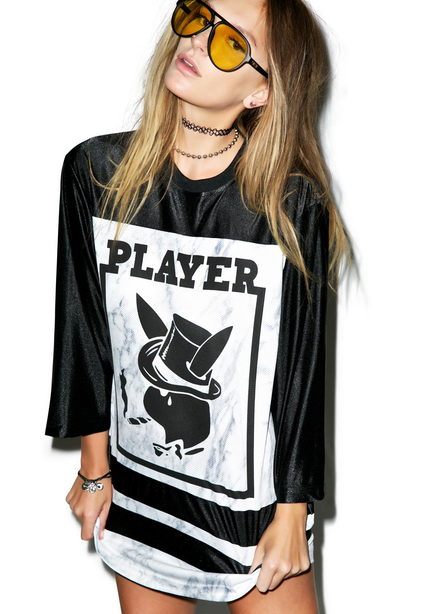 Reason Player Mesh Jersey