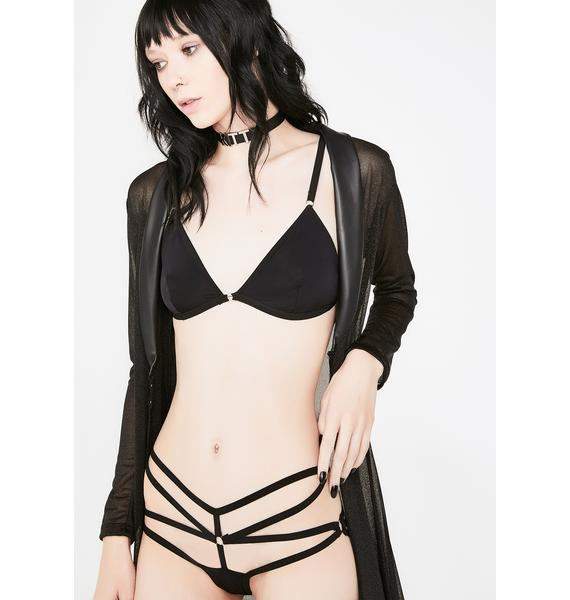 Eternally Bound Strappy Set