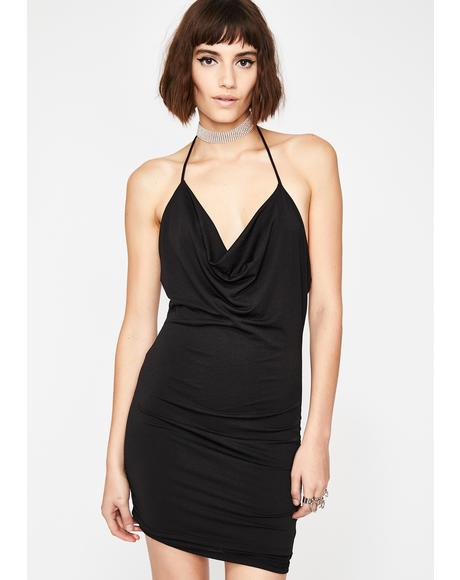 Classy Night Out Mini Dress
