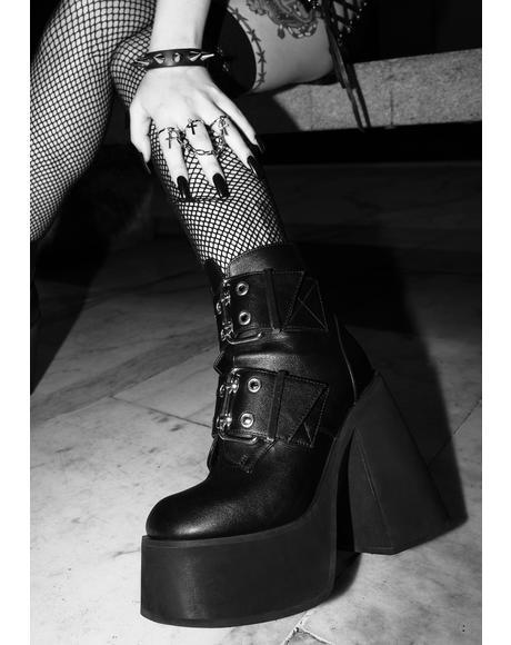 Phantom Riot Platform Boots
