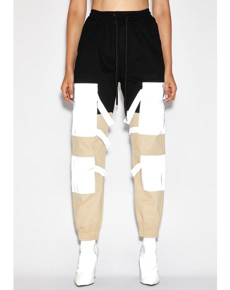 Outta Pocket Reflective Pants