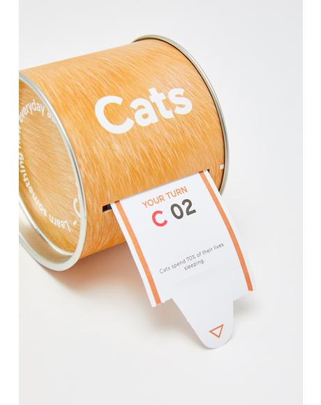 Cat Facts Ticket Box