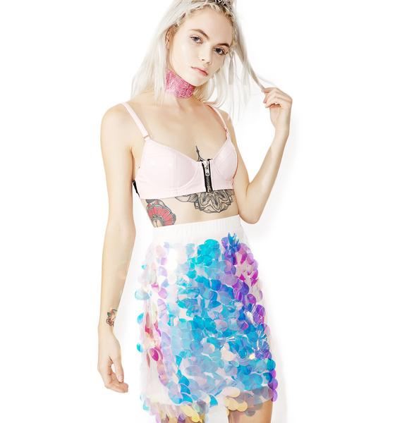 As I Am Lucky Charmz Skirt