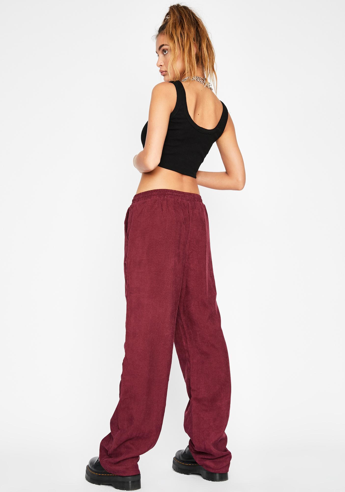 Got The Hookup Corduroy Pants