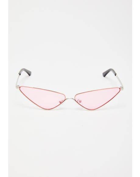 Baby Flytrap Kween Cat Eye Sunglasses