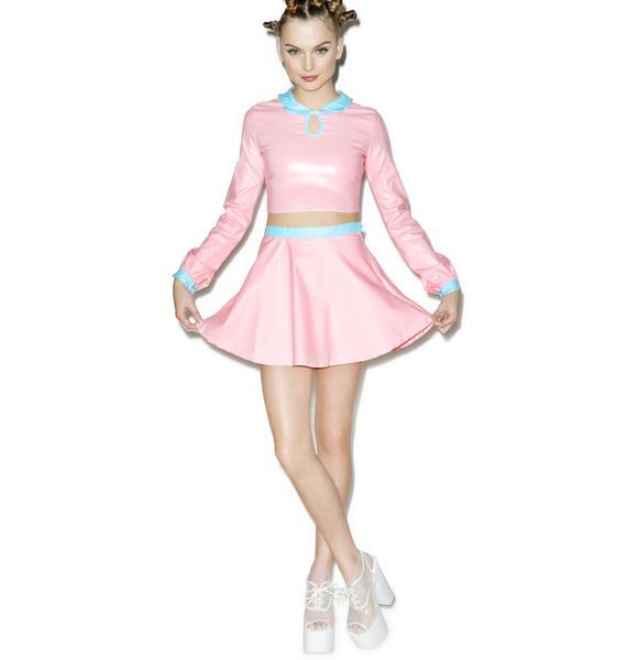 Melonhopper Babes In Toyland Skirt