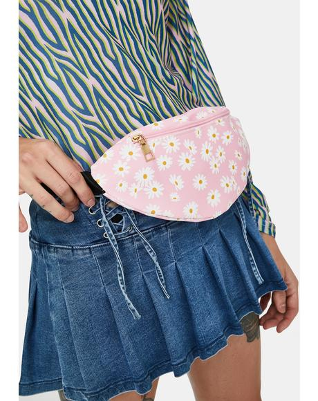 Petal Flora And Drama Daisy Fanny Pack