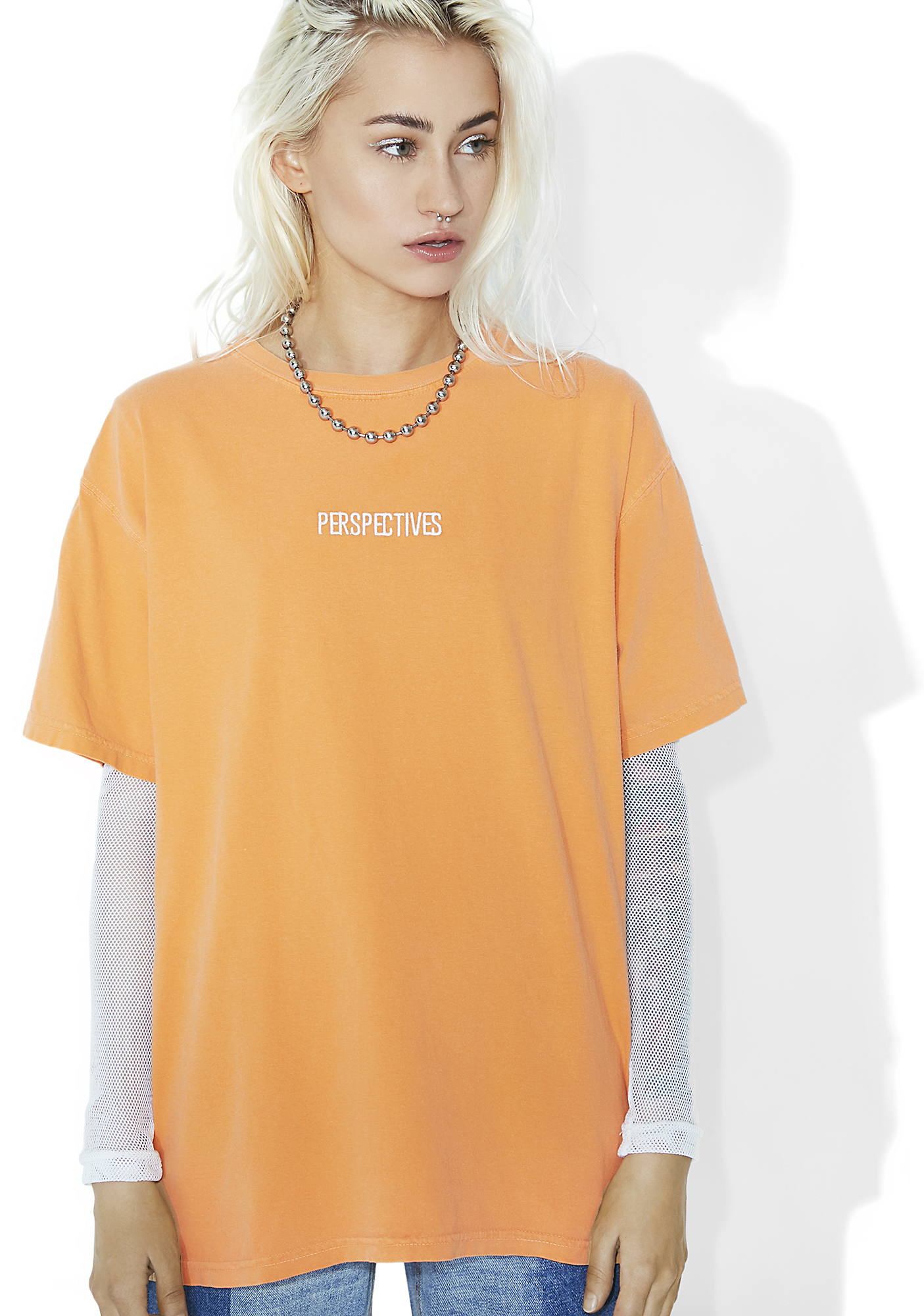 Perspectives Global Perspectives Logo Tee