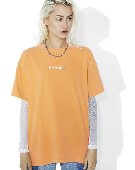 Perspectives Logo Tee