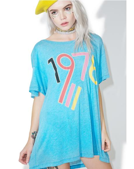 1976 Manchester Tee