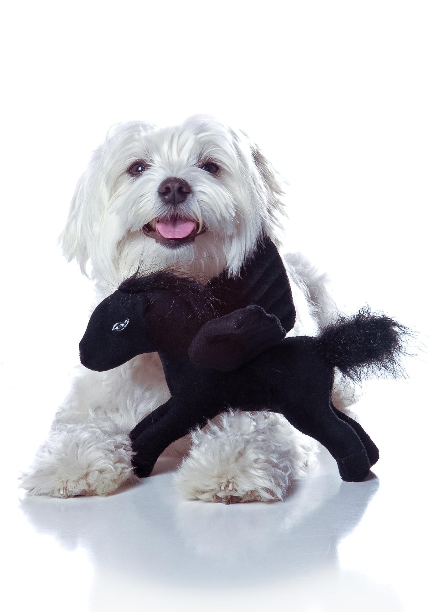 Pearl Pegasus Mighty Dog Toy Jr.