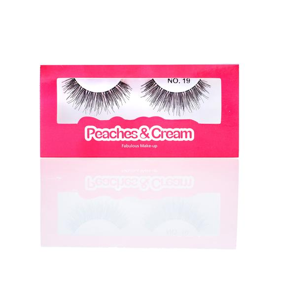 Peaches & Cream No. 19 False Lashes