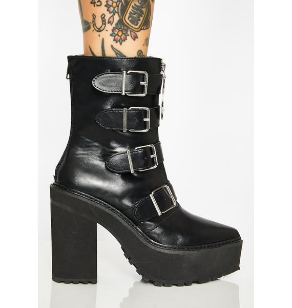 Killstar Sorceress Boots