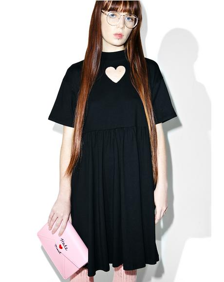 Empty Heart Dress