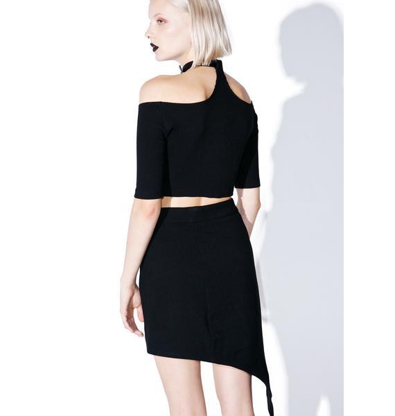 Work Of Arte Mini Skirt
