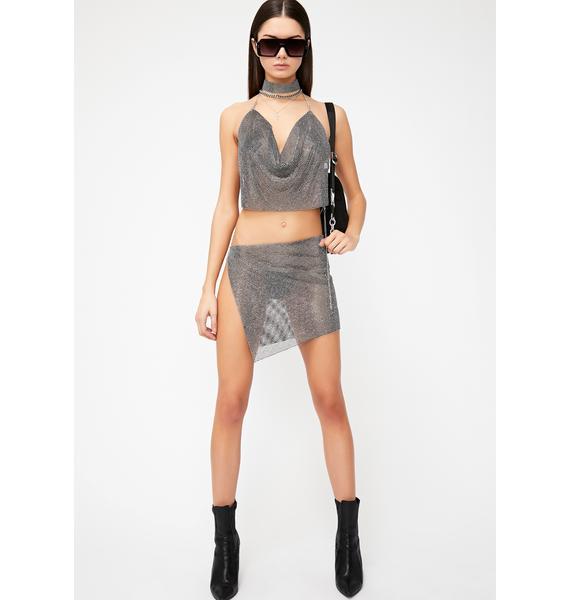Diamond Dynasty Chainmail Skirt