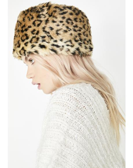 Frozen Fever Leopard Hat