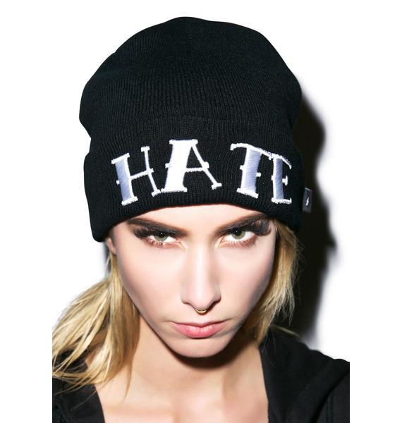 Iron Fist Love Hate Beanie