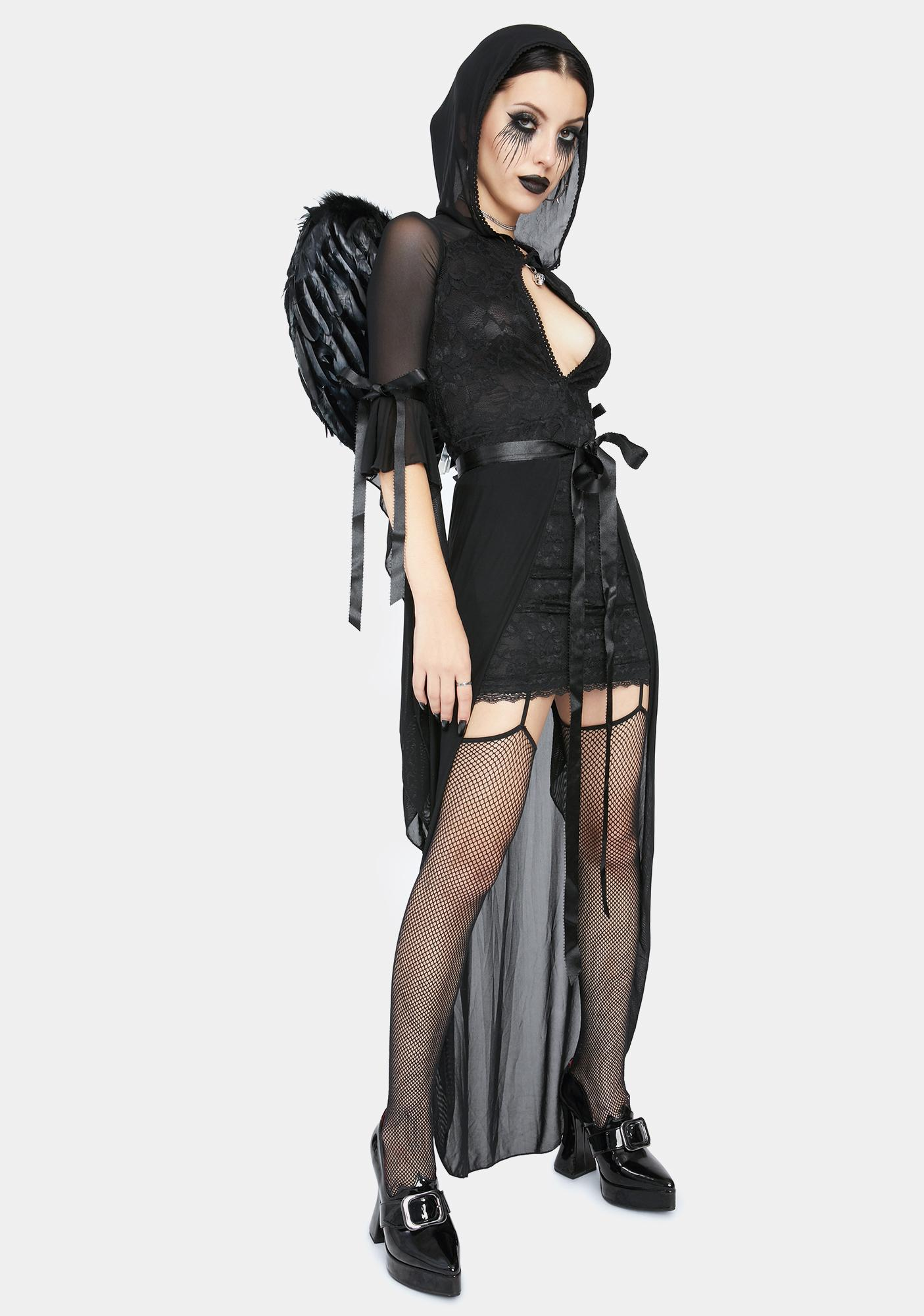 Trickz & Treatz Angel Of Death Costume Set