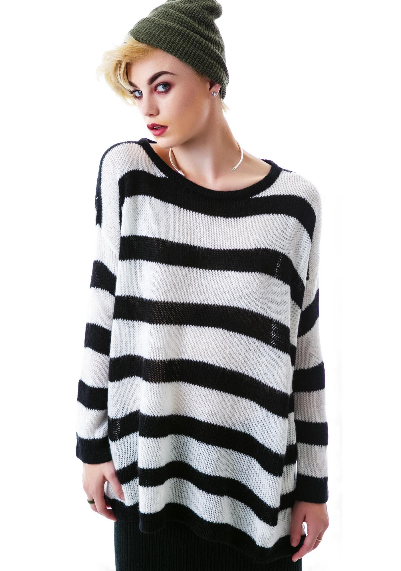 Mink Pink The London Look Knit
