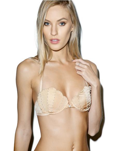 Pearl Minx Bikini Top