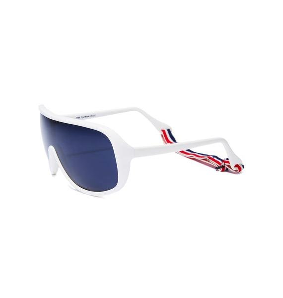 Win The Race Strap Sunglasses