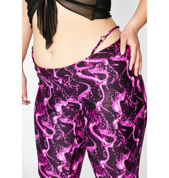 Sweet True Blazing Desire G-String Pants