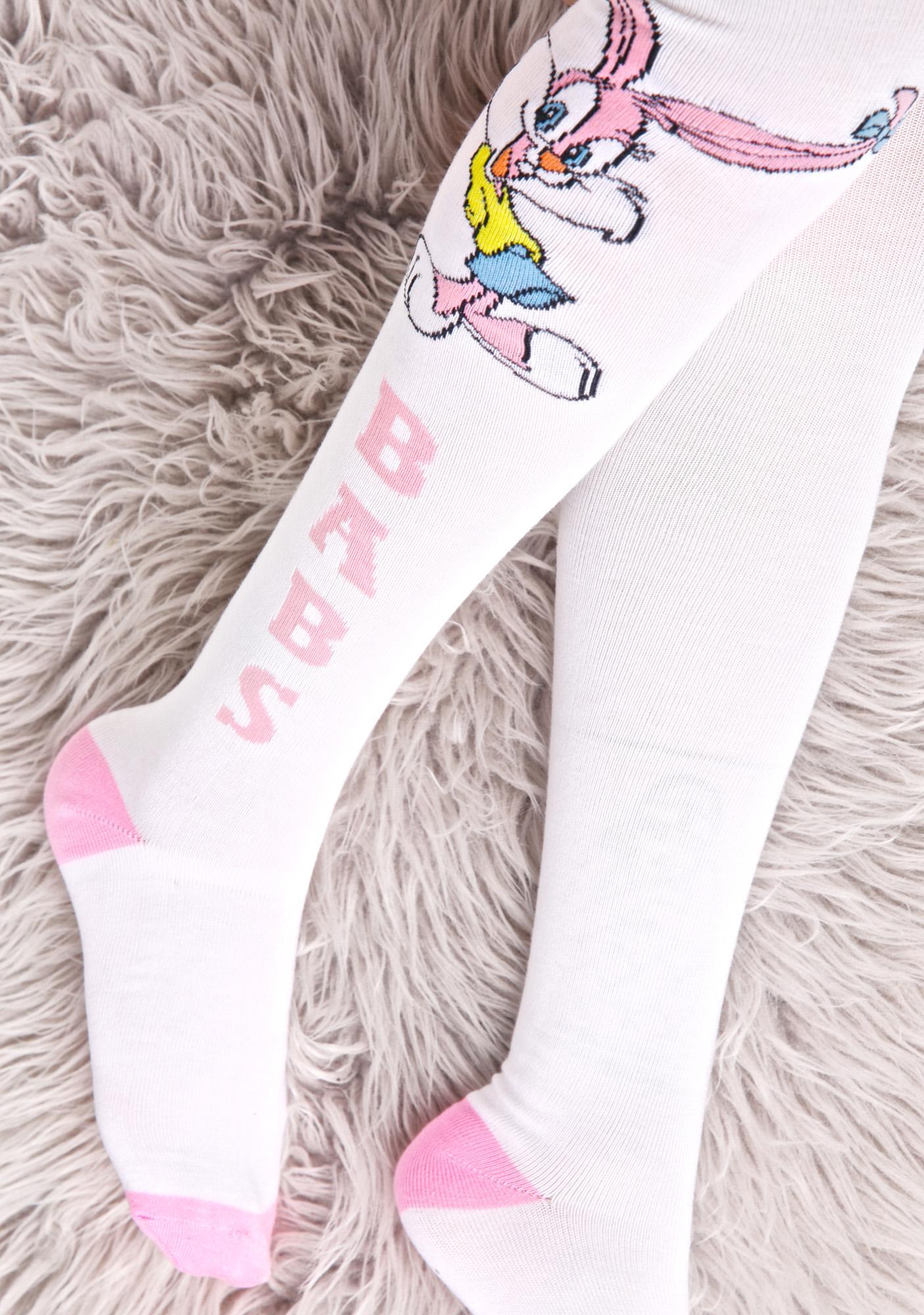 Babs Knee High Socks