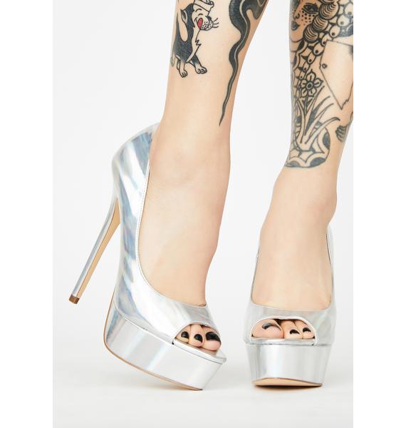 Special Treatment Stiletto Heels