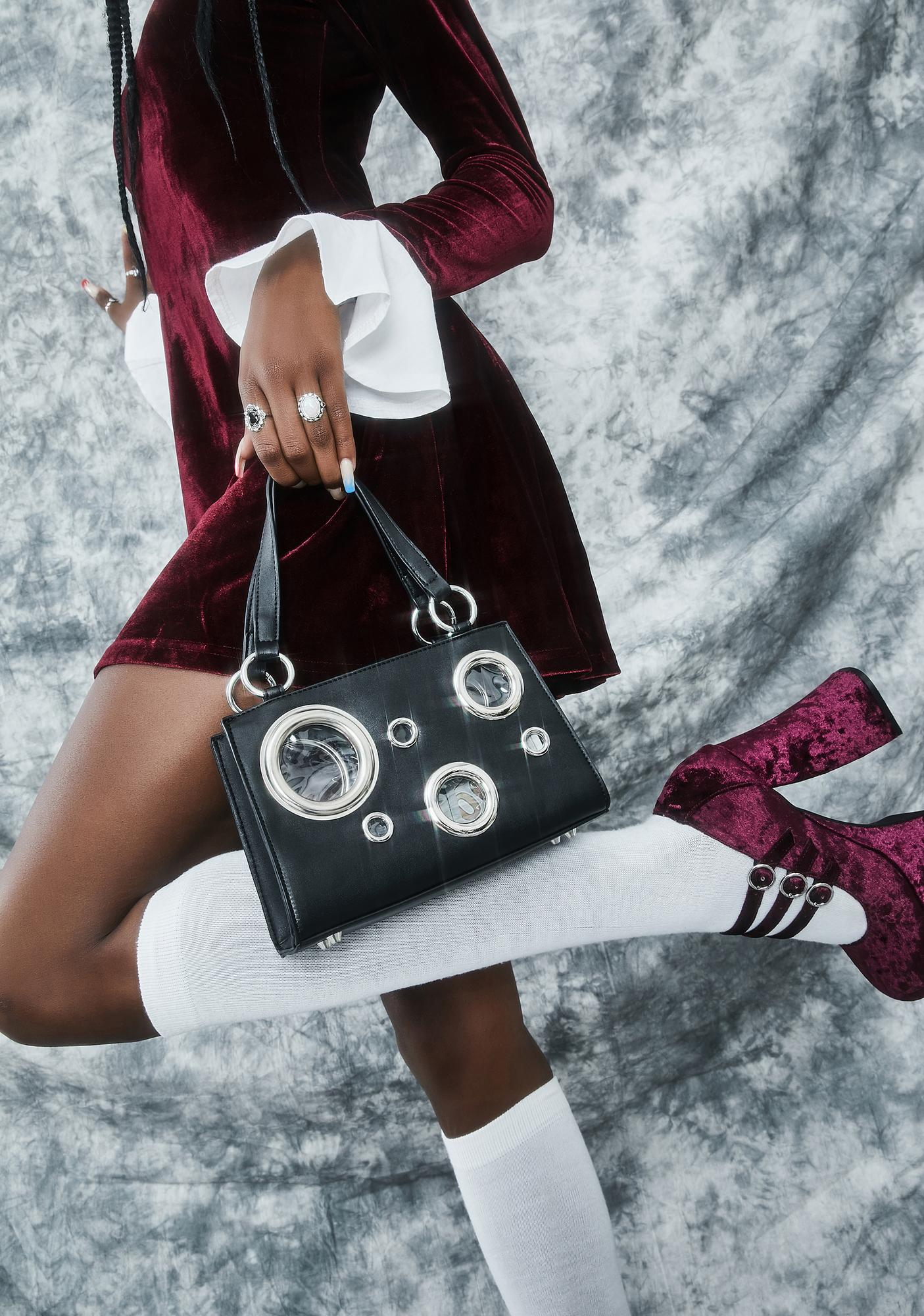 dELiA*s by Dolls Kill Looking Glass Handbag
