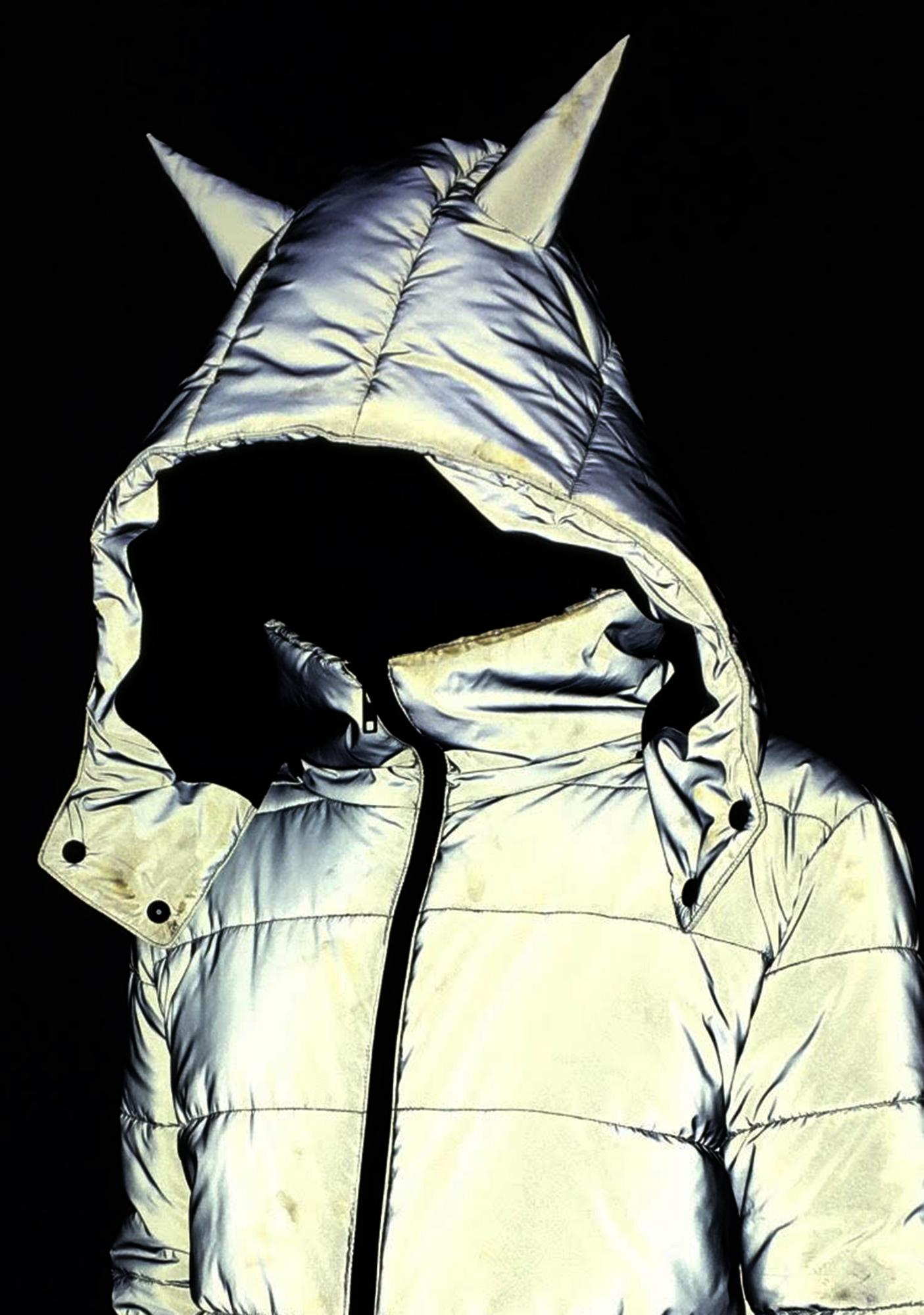 Club Exx Matrixx Signalz Reflective Coat