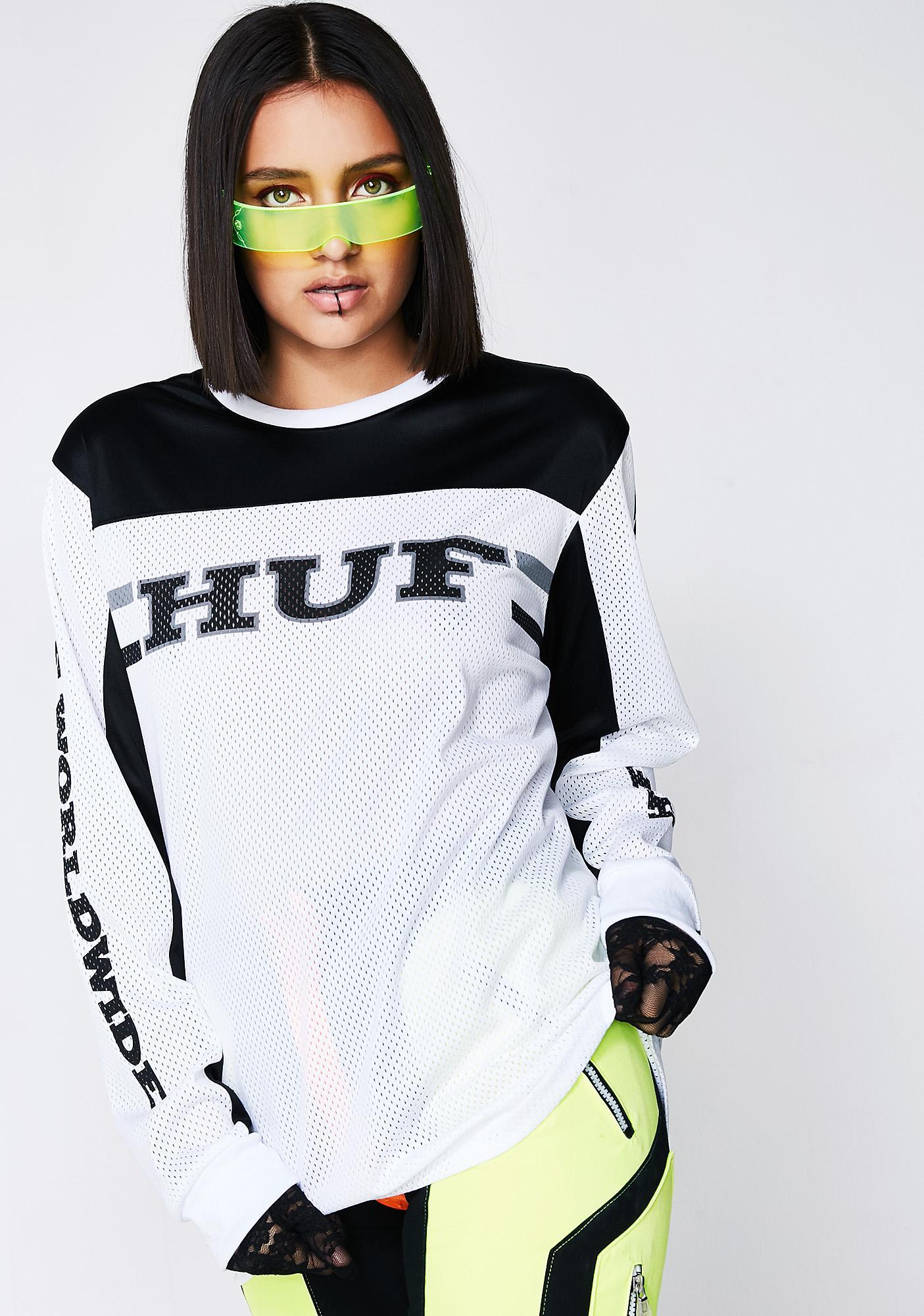 HUF Blackout Team Jersey