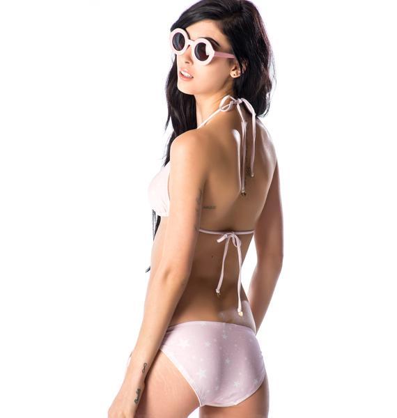 Wildfox Couture Starry Days Classic Bikini