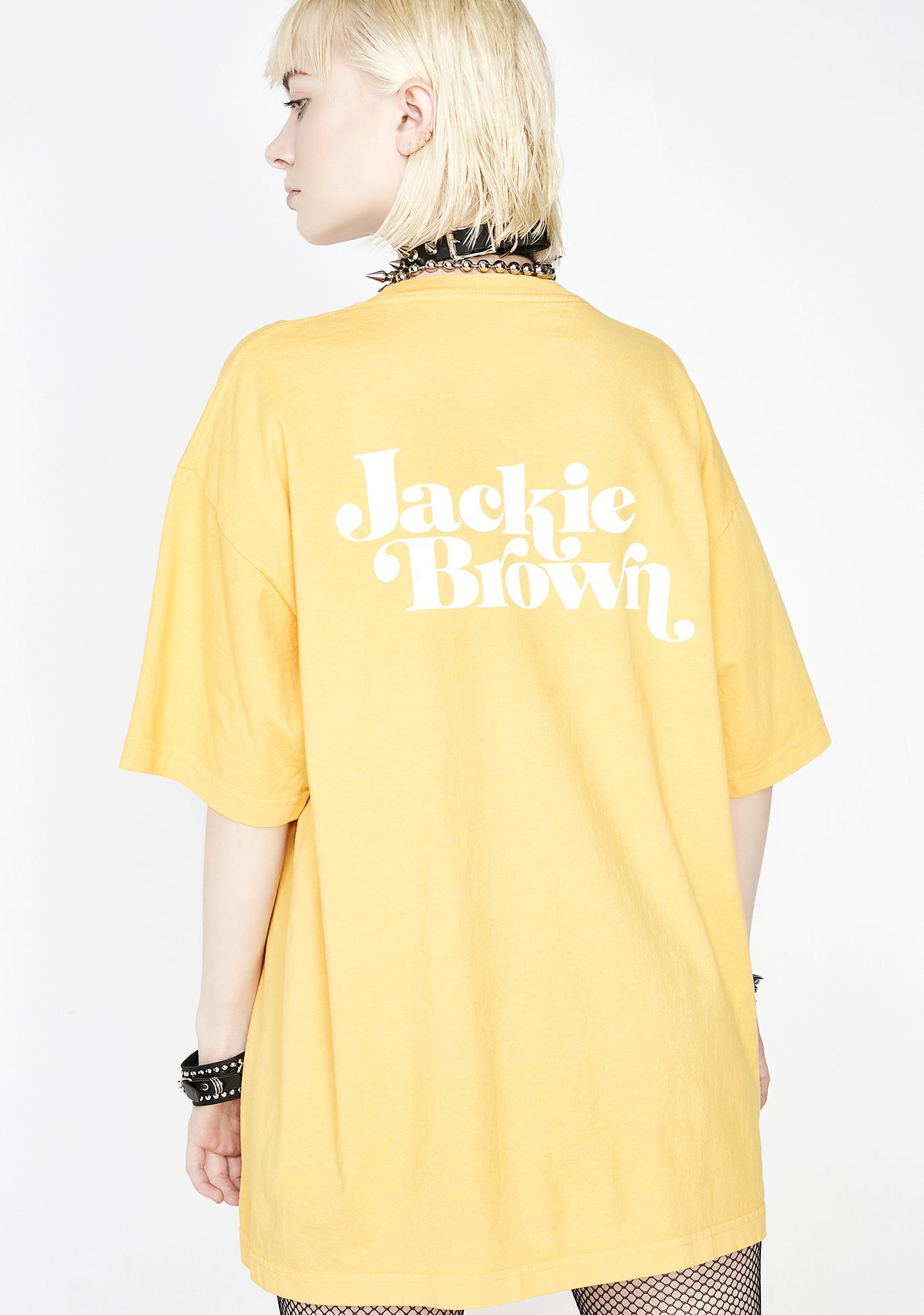 Dumbgood Jackie Brown Tee